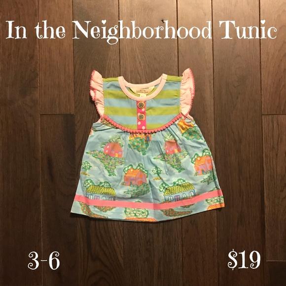 Matilda Jane Other - Matilda Jane Baby Tunic, Size 3-6 months, NWT